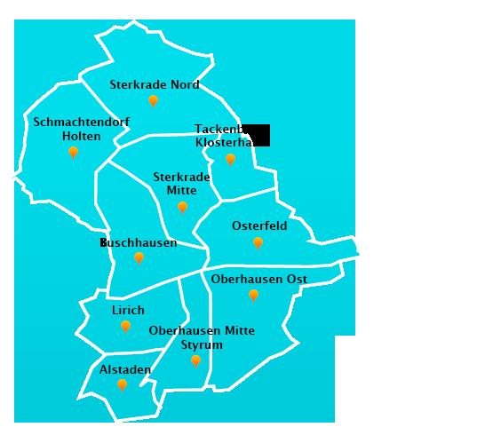 Gartenpflege-Touren in Oberhausen